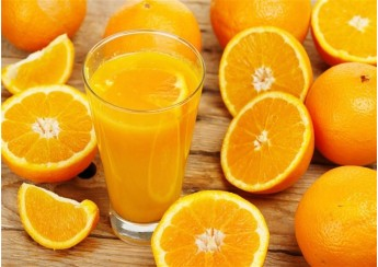 Naranja Zumo 1º
